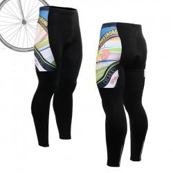 """Calavera Alucinante"""" - Pantalón Largo de Ciclismo FIXGEAR."""
