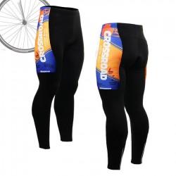 """CrossNaranjus"" - Pantalón Largo de Ciclismo FIXGEAR."