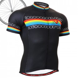 """""""Primary"""" - FIXGEAR Short Sleeve Cycling Jersey."""