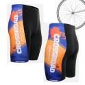 """CrossOrangine"" - FIXGEAR Short Cycling Pants."