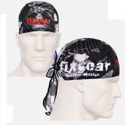 """Time Skull"" - FIXGEAR Cycling/Running/Training Bandana."