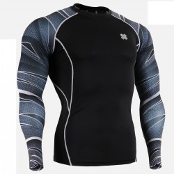 """CPDB63""  - FIXGEAR Second Skin Technical Compression Shirt ."