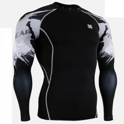 """CPDB54""  - FIXGEAR Second Skin Technical Compression Shirt ."
