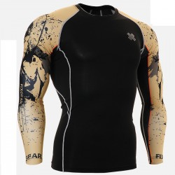"""CPDB32""  - FIXGEAR Second Skin Technical Compression Shirt ."