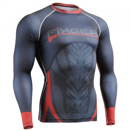 """Icarus"" - FIXGEAR Second Skin Technical Compression Shirt ."