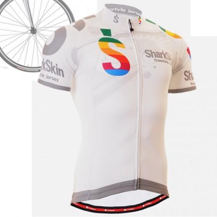 """CSG702"" - FIXGEAR Short Sleeve Cycling Jersey."