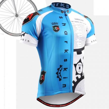 """CSG502"" - FIXGEAR Short Sleeve Cycling Jersey."