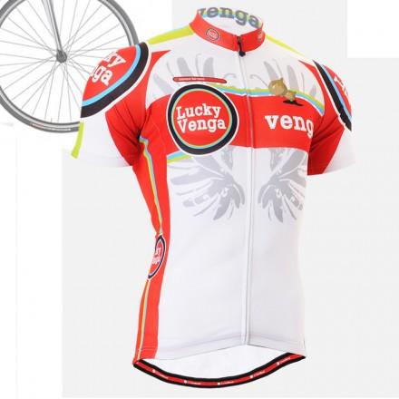 """CSG102"" - FIXGEAR Short Sleeve Cycling Jersey."