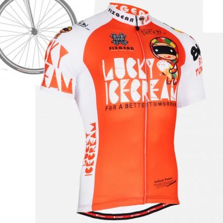 """""""CS31O2"""" - FIXGEAR Short Sleeve Cycling Jersey."""