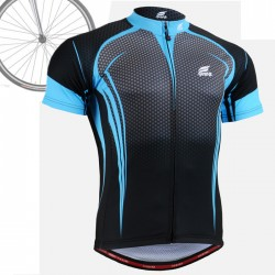"""CS5602"" - FIXGEAR Short Sleeve Cycling Jersey."