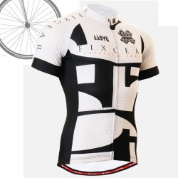 """CS3402"" - FIXGEAR Short Sleeve Cycling Jersey."