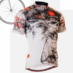 """CS2102"" - FIXGEAR Short Sleeve Cycling Jersey."