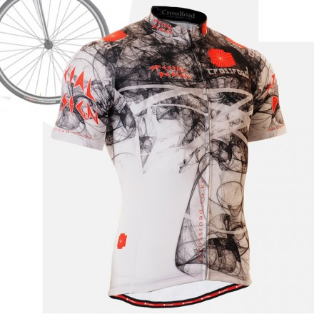 """CS2102"" - FIXGEAR Short Sleeve Cycling Jersey."
