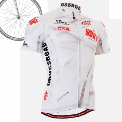 """CS1402"" - FIXGEAR Short Sleeve Cycling Jersey."