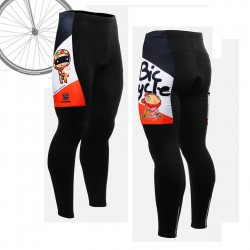 """LT31O"" - Pantalón Largo de Ciclismo FIXGEAR."