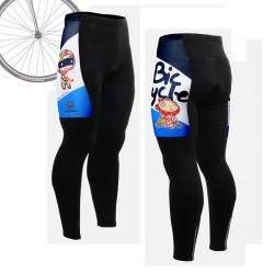 """""""LT31B"""" - Pantalón Largo de Ciclismo FIXGEAR."""