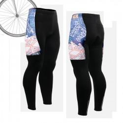 """""""LT15"""" - Pantalón Largo de Ciclismo FIXGEAR."""