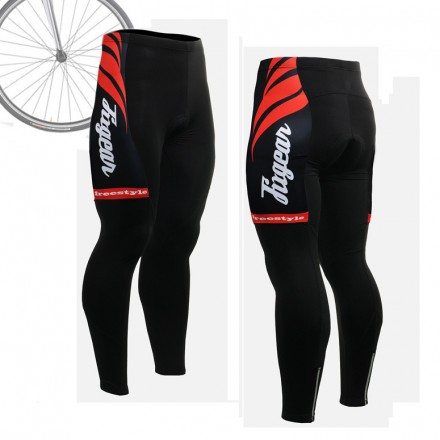 """Backdraft"" - FIXGEAR Long Cycling Pants."