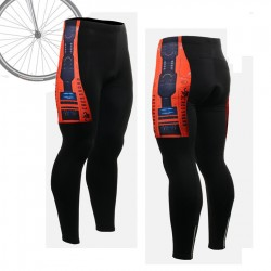 """IRON FIX"" - FIXGEAR Long Cycling Pants."