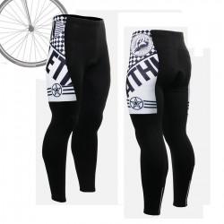 """""""LT6"""" - Pantalón Largo de Ciclismo FIXGEAR."""