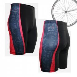 """""""STG6"""" - Pantalón Corto de Ciclismo FIXGEAR."""