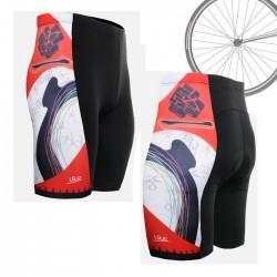 """""""ST25"""" - Pantalón Corto de Ciclismo FIXGEAR."""