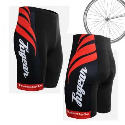 """Backdraft"" - FIXGEAR Short Cycling Pants."