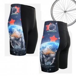 """ST10"" - FIXGEAR Short Cycling Pants."