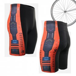 """IRON FIX"" - FIXGEAR Short Cycling Pants."