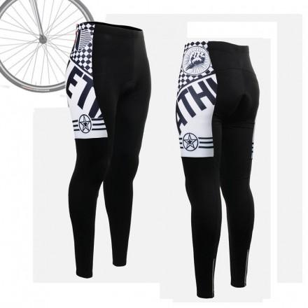 """WLT6"" MUJER - Pantalón Largo de Ciclismo FIXGEAR."