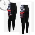 """Skull Star"" WOMAN - FIXGEAR Long Cycling Pants."