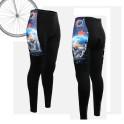 """WLT10"" WOMAN - FIXGEAR Long Cycling Pants."