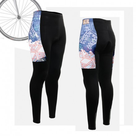 """WLT15"" WOMAN - FIXGEAR Long Cycling Pants."