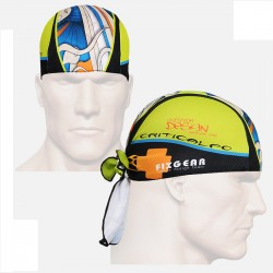 """The Skeleton"" Blue - FIXGEAR Cycling/Running/Training Bandana."