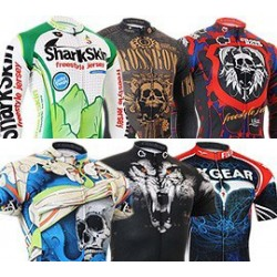 EXCHANGE MENS CYCLING JERSEY