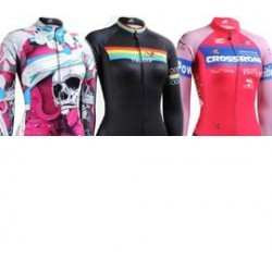 EXCHANGE WOMENS CYCLING JERSEY