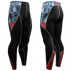 """The Chungo"" - FIXGEAR Second Skin Technical Compression Tights ."