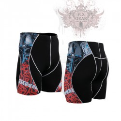 """The Chungo"" - FIXGEAR Second Skin Technical Compression Shorts ."
