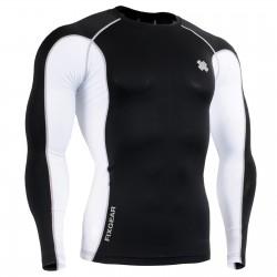 """""""Yin Yang"""" - Camiseta Técnica de Compresión Segunda Piel FIXGEAR."""