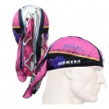 """The Skeleton"" Pink - FIXGEAR Cycling/Running/Training Bandana."