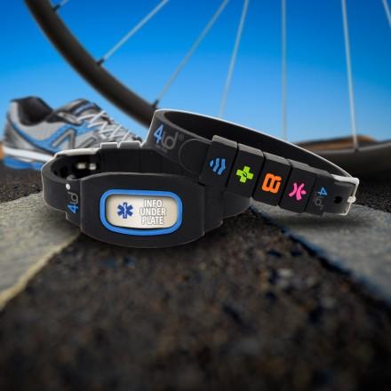 4id Sports ID Bracelet.