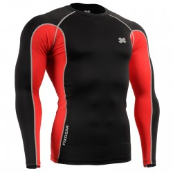 """CT-BRL""  - FIXGEAR Second Skin Technical Compression Shirt ."