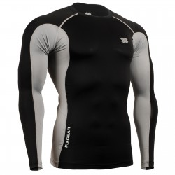 """CT-BSL""  - FIXGEAR Second Skin Technical Compression Shirt ."
