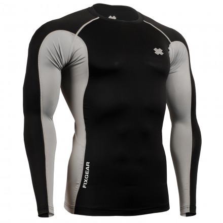 """""""CT-BSL""""  - FIXGEAR Second Skin Technical Compression Shirt ."""