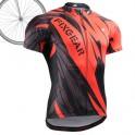 """""""Splinters"""" - FIXGEAR Short Sleeve Cycling Jersey."""