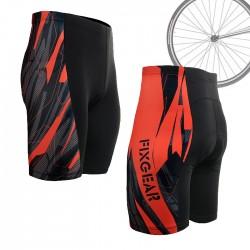 """Astillas"" - Pantalón Corto de Ciclismo FIXGEAR."