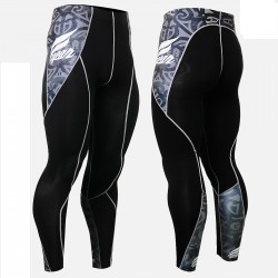 """Alien"" - FIXGEAR Second Skin Technical Compression Tights ."