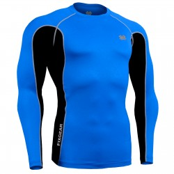 """CTR-BCL""  - FIXGEAR Second Skin Technical Compression Shirt ."