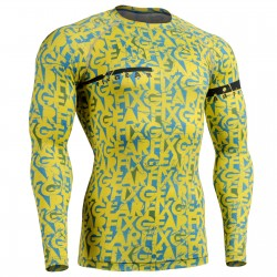 """Chameleon"" - FIXGEAR Second Skin Technical Compression Shirt ."