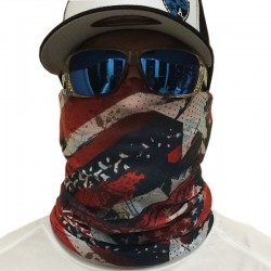 """USA"" Face Shield"
